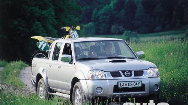 Nissan Pick Up 2.5 DiTD Navara
