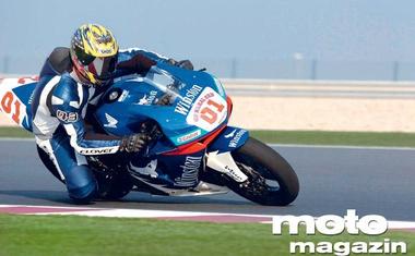 CBR 600 RR Supersport