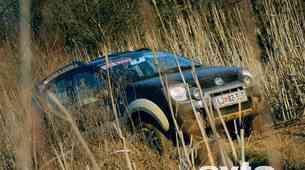 Fiat Panda 1.3 JTD 4×4 Cross