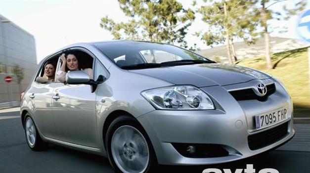 Toyota Auris je nov igralec v Sloveniji (foto: Toyota)