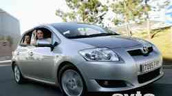 Toyota Auris je nov igralec v Sloveniji