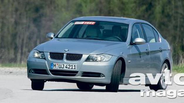 BMW 330i (foto: Aleš Pavletič)