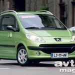 Peugeot 1007 1.4 HDi Trendy