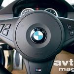 BMW 535d (foto: Aleš Pavletič)