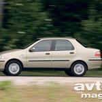 Fiat Albea 1.2 16V (foto: Aleš Pavletič)