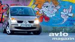 Renault Modus 1.6 16V Proactive Dynamique Luxe