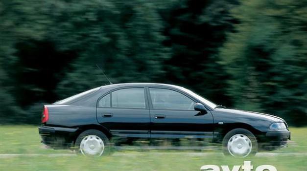 Mitsubishi Carisma 1.6 Comfort
