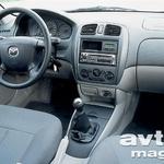 Mazda 323F 2.0 Ditd Comfort (foto: Aleš Pavletič)