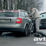 Audi A4 2.5 TDI Avant (foto: Aleš Pavletič)