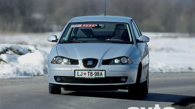 Seat Cordoba 1.9 TDI (74 kW) Signo (foto: Aleš Pavletič, Saša Kapetanovič)