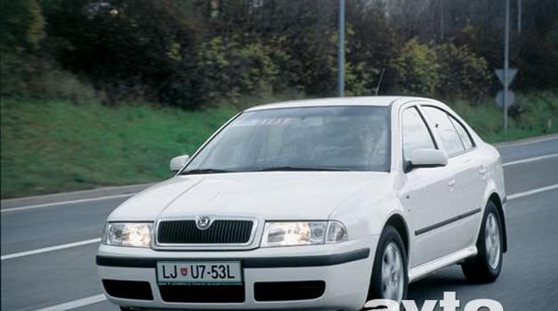 Škoda Octavia 1.9. TDI Elegance (foto: Aleš Pavletič in Saša Kapetanovič)
