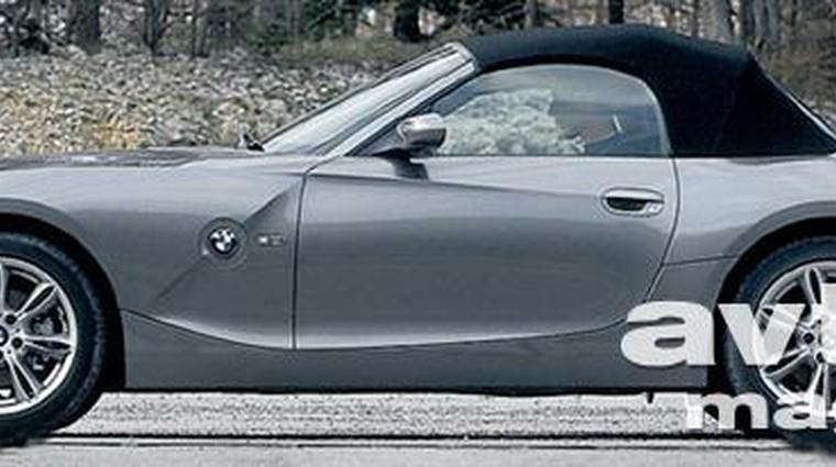 BMW Z4 3.0i (foto: Aleš Pavletič)
