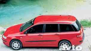 Fiat Stilo Multi Wagon 1.6 16V Actual