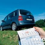 Volkswagen Touran 1.9 TDI Trendline (foto: Aleš Pavletič)