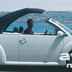 Volkswagen New Beetle Cabriolet 1.6 (foto: Aleš Pavletič, Saša Kapetanovič)