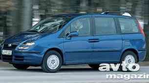 Fiat Ulysse 2.0 16V JTD