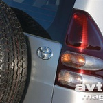 Toyota Land Cruiser 4.0 V6 VVT-i Executive (foto: Aleš Pavletič)