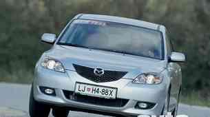Mazda3 1.6i Sport TX