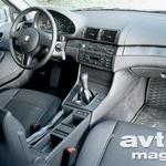 BMW 320d Touring (foto: Aleš Pavletič)