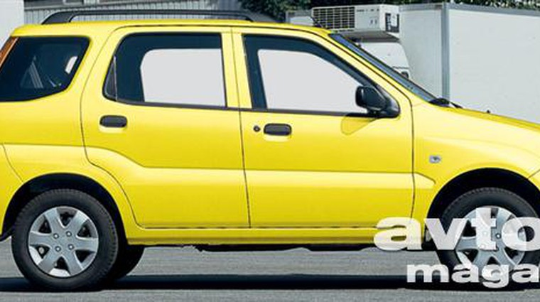 Suzuki Ignis 1.5 GT Sport (foto: Saša Kapetanovič)