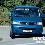 Volkswagen Multivan 2.5 TDI (96 kW) Comfortline