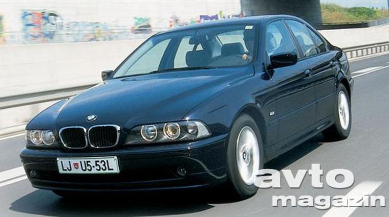 BMW 525d (foto: Rafael Marn)