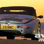 Izboklina pod zadkom izboljša aerodinamiko avtomobila. (foto: Hans-Dieter Seufert)