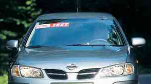Nissan Almera 2.2 DiTD Comfort Plus