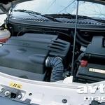 Motor zasnove V6 je poleg zunanjega videza avtomobila najsvetlejša točka.