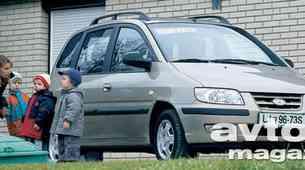 Hyundai Matrix 1.5 CRDi