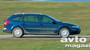 Renault Laguna 2.0 16V IDE Grandtour Dynamique