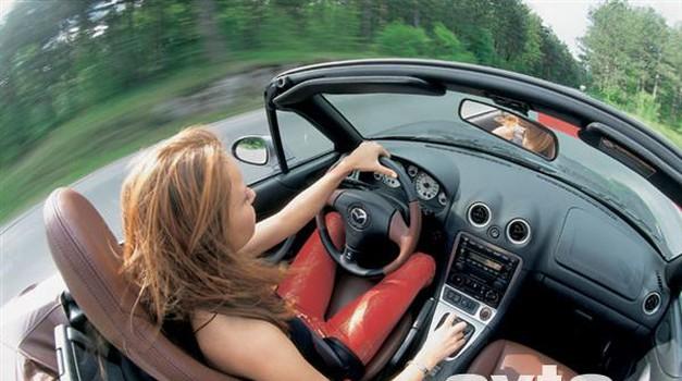 Mazda MX-5 1.6i Magic