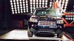 Euro NCAP: Freelander 2 in Grand Vitara