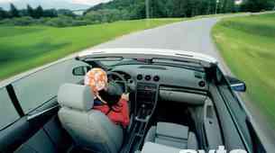 Audi A4 2.4 V6 Cabriolet