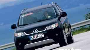 Mitsubishi Outlander 2.0 DI-D