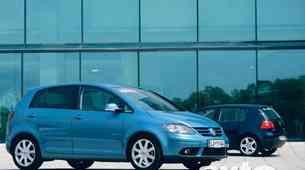 Volkswagen Golf Plus 2.0 TDI Sportline
