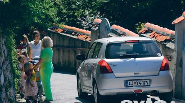 Suzuki Swift 1.5 VVT GS (foto: Aleš Pavletič)