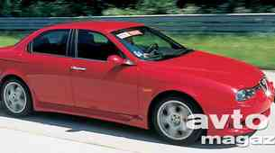 Alfa Romeo Alfa 156 Sportwagon GTA