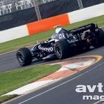 Na treningih je bilo tudi mokro, zato so dirkači preizkusili skoraj vse gume.