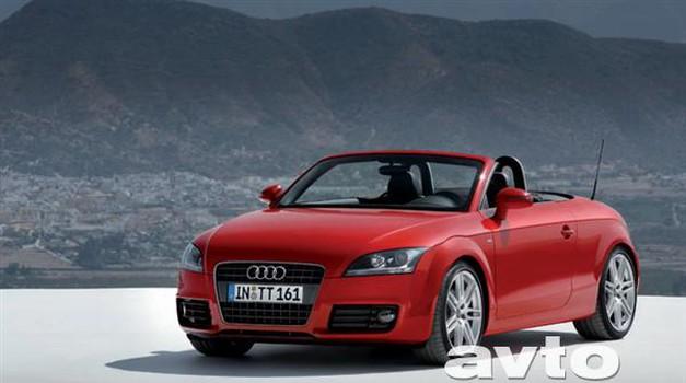 Audi TT Roadster: v znamenju dvojke (foto: Audi)