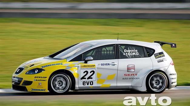 Leon dirka brez voznika! (foto: Seat)