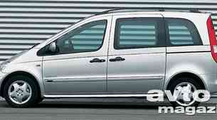 Mercedes-Benz Vaneo 1.9 Family