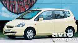 Honda Jazz 1.4i DSi LS