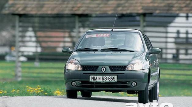 Renault Thalia 1.6 16V Dynamique