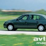 Podvozje je na las enako Cliovemu in tudi nos je po novem prevzet od le-tega. Oblikovno le neskladen zadek izstopa iz oblikovnih smernic Renaultov.