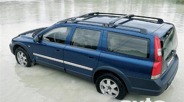 Volvo V70 XC Ocean Race Edition