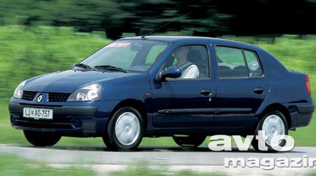 Renault Thalia 1.5 dCi EXPRESSION