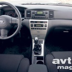 Toyota Corolla 1.4 D-4D Sol (foto: Saša Kapetanovič)