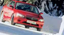Subaru Legacy Sedan 2.0 AWD