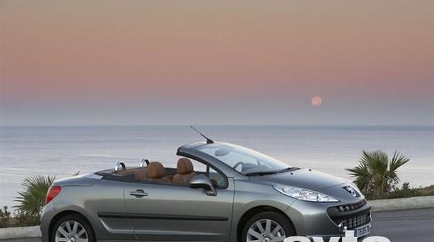 Peugeota 207 CC in RC: nova obraza! (foto: Peugeot)